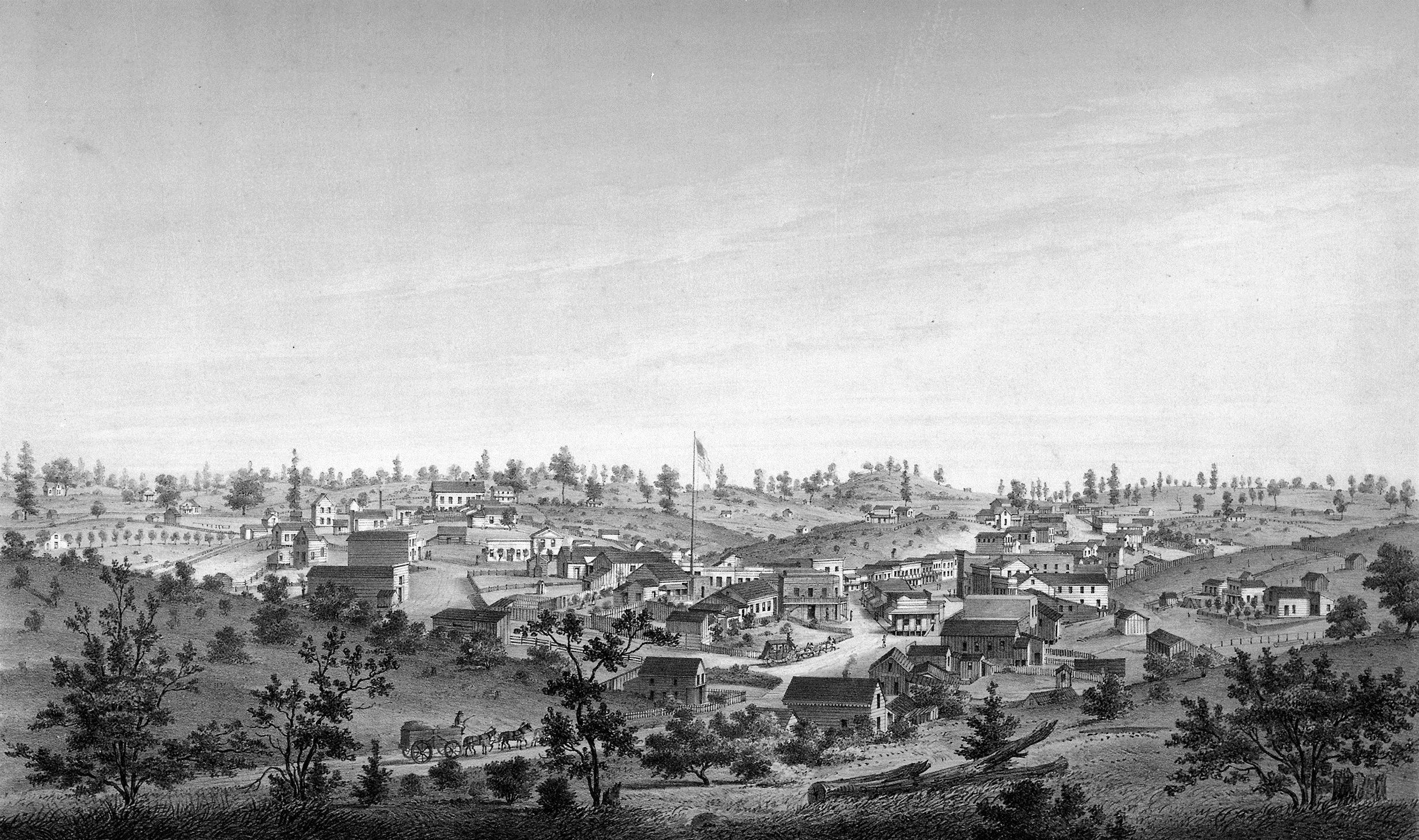 Auburn circa 1857