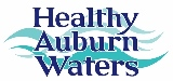 Healthy Auburn Waters Logo